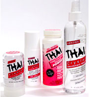 Thai Crystal Deodorant Products